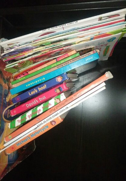 Used Set of many story books for kids in Dubai, UAE