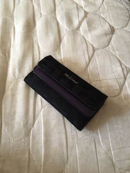 Used Milano long wallet - authentic in Dubai, UAE