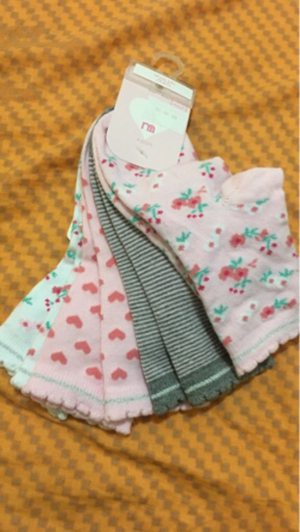 Used Mothercare socks in Dubai, UAE