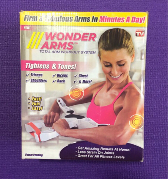 Used Wonder Arms Workout System in Dubai, UAE