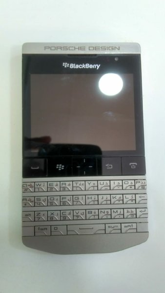 Used Blackberry p 9981 porsche design 8gb in Dubai, UAE
