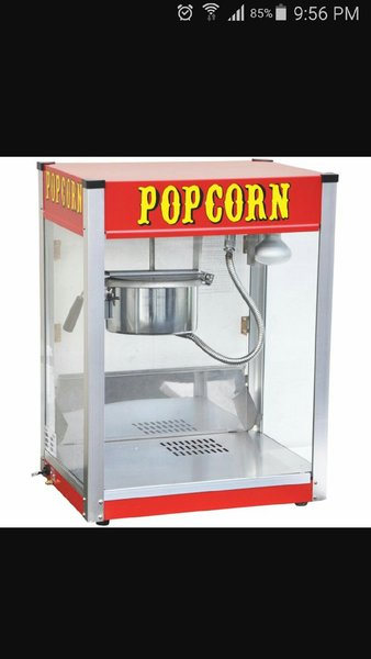 Paragon Contempo 4 Popcorn Machine