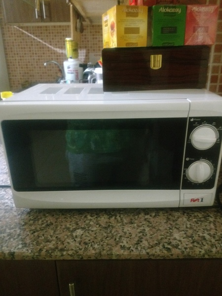 Used Microwave first 1, New condition in Dubai, UAE