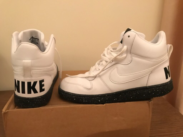 Used Nike High Tops Men's shoes US size 9 UK8 in Dubai, UAE