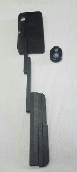 Used Selfie  stick phone case . in Dubai, UAE