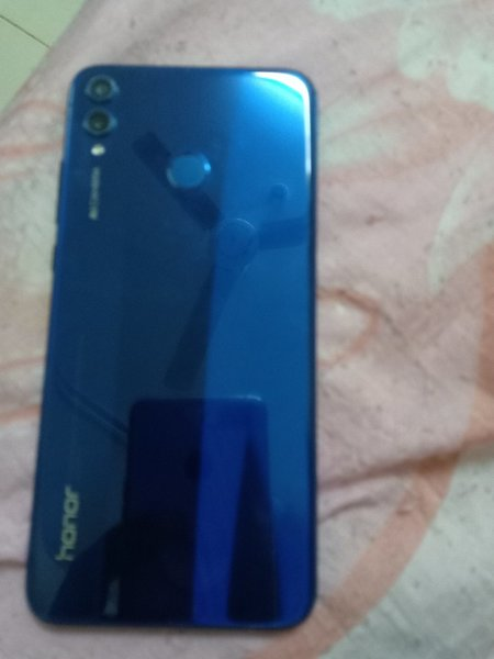 Used Honor 8x 128,4 gb without accessories in Dubai, UAE