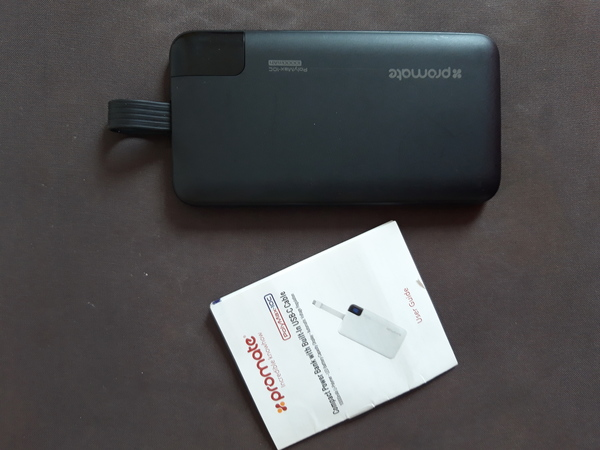 Used Promate power bank 10000mah new in Dubai, UAE
