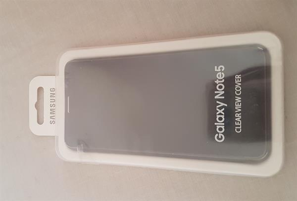 Hi I Am Selling SAMSUNG NOTE 5 Flip Cover Bought it For 259dhs