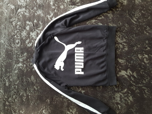 Used Puma jacket size medium for women in Dubai, UAE