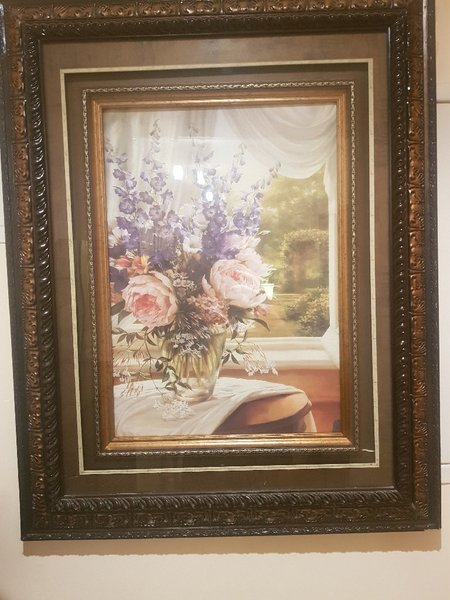 Used Painting with frame in Dubai, UAE