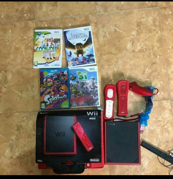 Used Mini Wii in Dubai, UAE