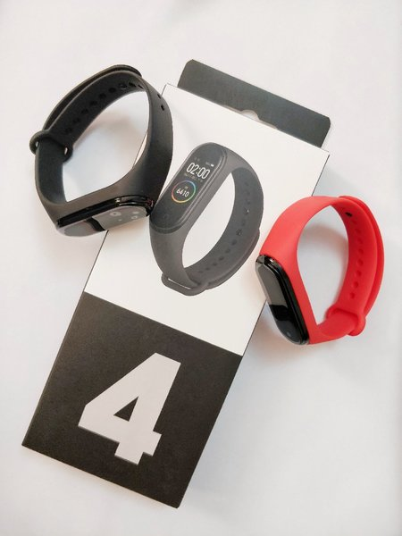 Used NEW BAND 4 FITNESS WATCH BEST in Dubai, UAE