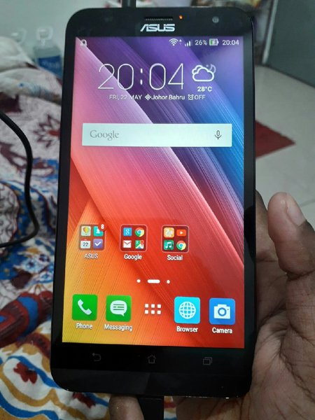 Used Asus ZenFone 2 Laser in Dubai, UAE
