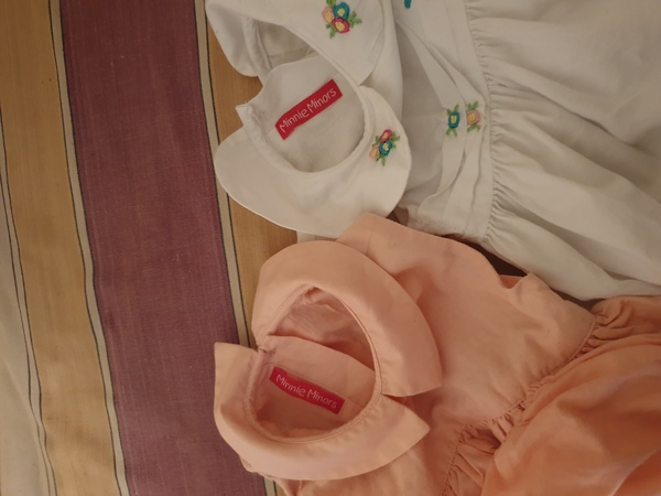 Used Branded Baby frok for 6month in Dubai, UAE
