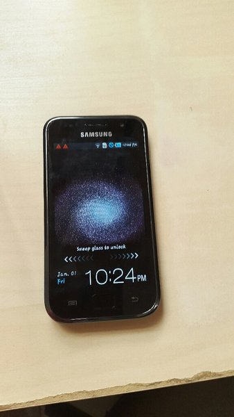 Used samsung GT I900 Galaxy S in Dubai, UAE