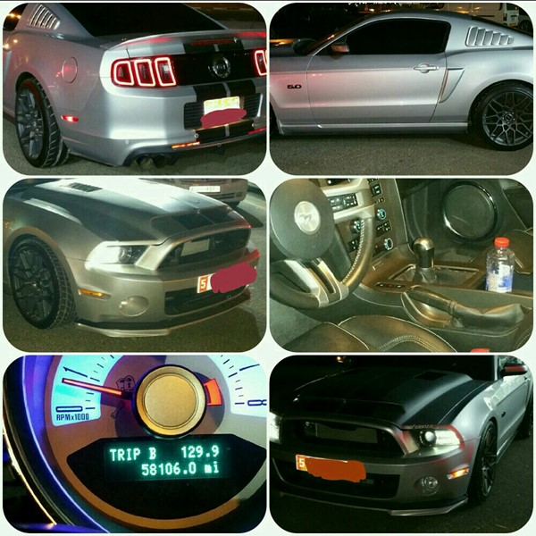 Used Ford Mustang GT 50 2012 in Dubai, UAE