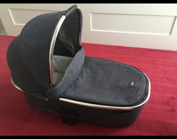 Used Mamas Papas Carrycot - Grey in Dubai, UAE