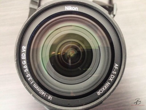 Used Nikon D5300 with nikkor lens 18-140mm VR in Dubai, UAE