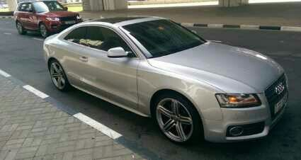 Used AUDI A5 COUPE 2.0T STILL UNDER WARRANTY 12/2015 or 150,000KM FSH available in Dubai, UAE
