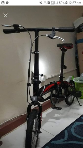 Used Bike 1 month use only in Dubai, UAE
