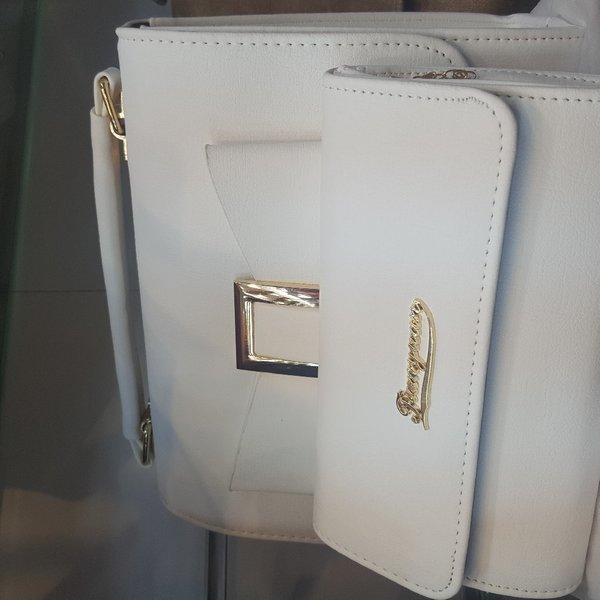 Used Designer purse with wallet gift in Dubai, UAE