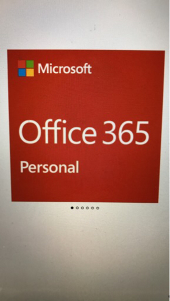Used Microsoft Office(UAE) Office365 Personal in Dubai, UAE