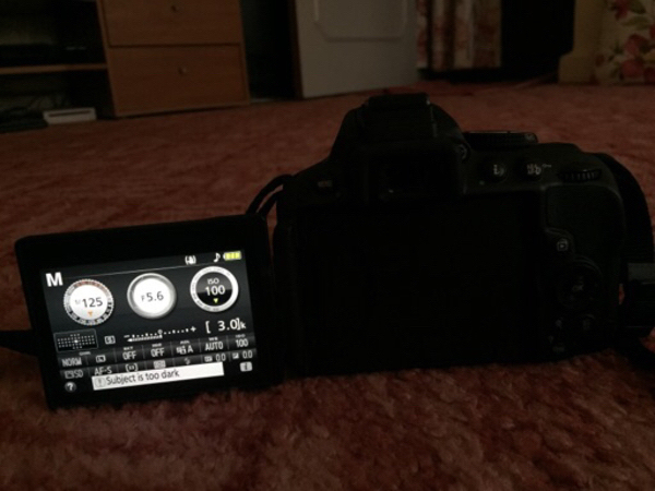 Used Nikon D5300 in Dubai, UAE