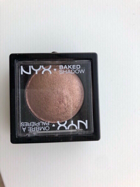 Used Authentic NYX Baked Eyeshadow in Dubai, UAE