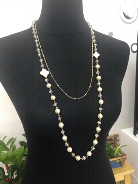 Used Van Cleaf & Arpels Inspired Necklace in Dubai, UAE