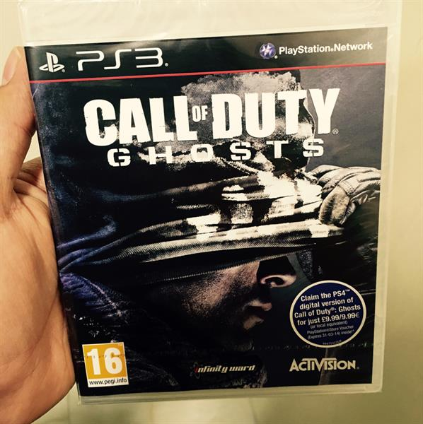 Used Call Of Duty Ghosts for PS3 (BrandNew) in Dubai, UAE