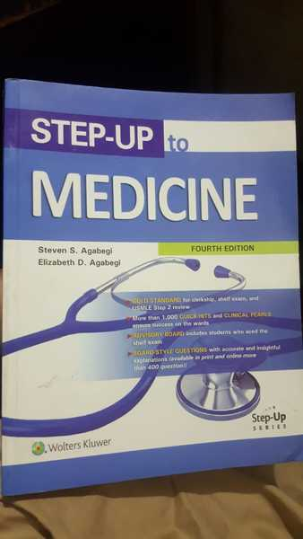 Used Step up to Medicine, Latest Edition in Dubai, UAE