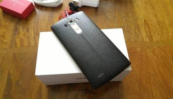 Used Box Pack LG G4  in Dubai, UAE