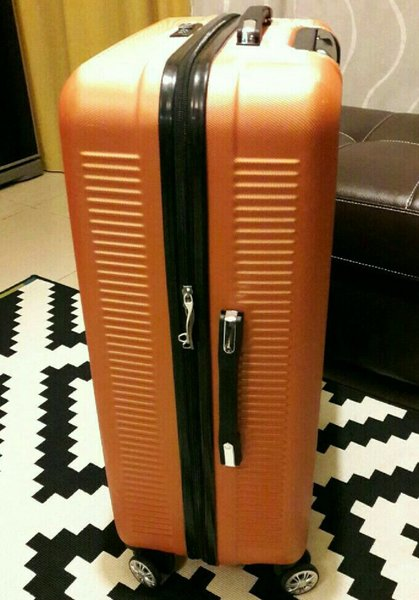 70cm LUGGAGE - HARD TOP