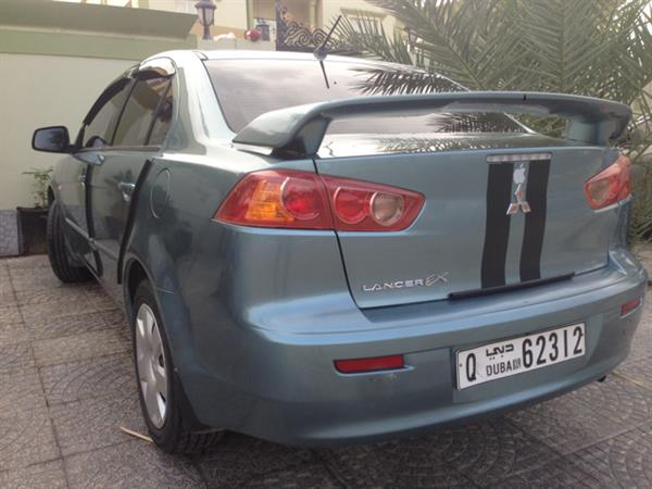 Used Well Maintained Lancer EX 2009 14500 in Dubai, UAE