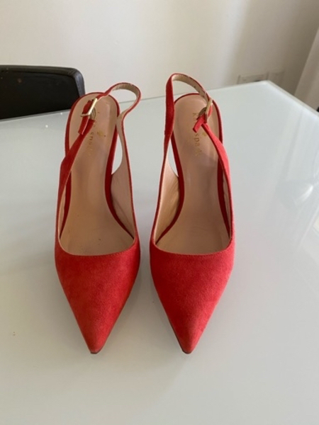 Used Kate Spade Heels with Swarovski Size 5 in Dubai, UAE