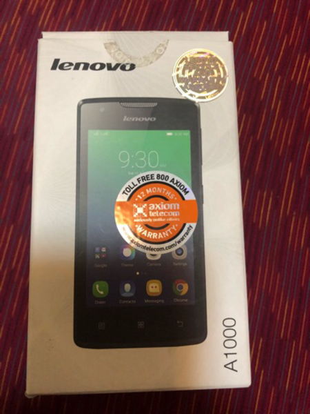 Used Lenovo A1000 and smart watch in Dubai, UAE