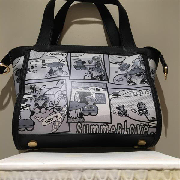 Used Tous Comic Holiday Hand Bag Preloved in Dubai, UAE
