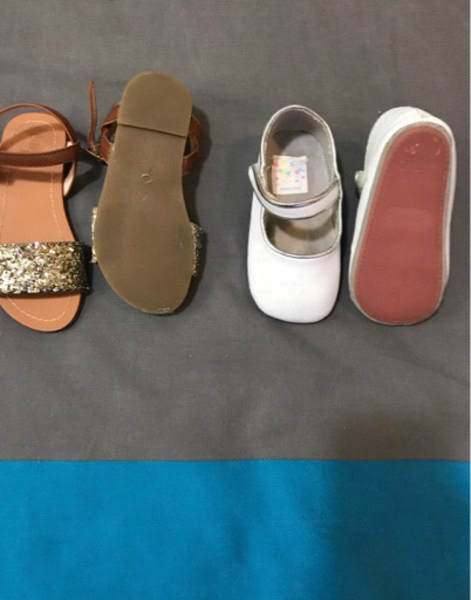 Used Branded shoes from mothercare.  in Dubai, UAE