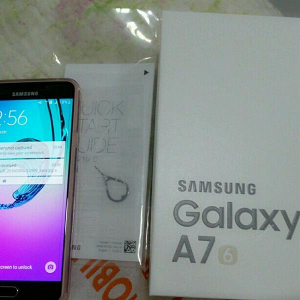 Used Samung Galaxy A7 (6) in Dubai, UAE