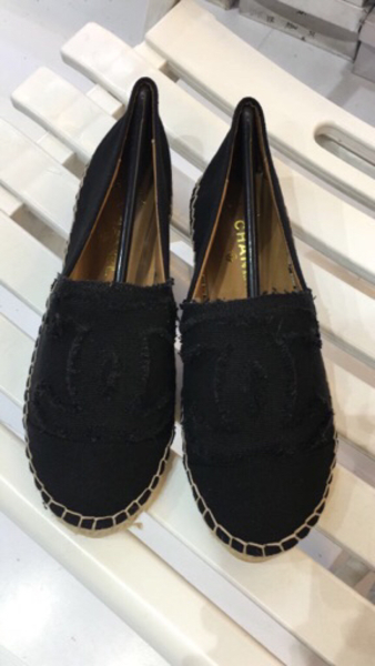Used Chanel espadrilles  in Dubai, UAE