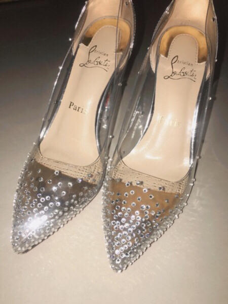 Used Christian louboutin size 39 in Dubai, UAE