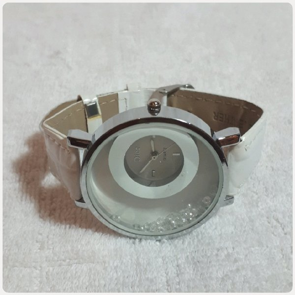 Used White Fabulous DIOR watch in Dubai, UAE