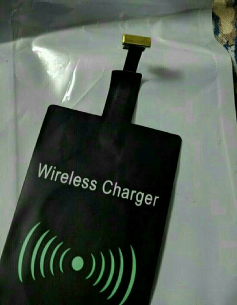 Used Wireless Charger iPhone Mod Kit Lighting in Dubai, UAE