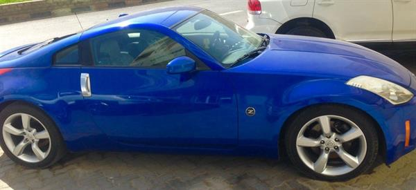 Used Nissan 350Z #blue#Sport Car in Dubai, UAE