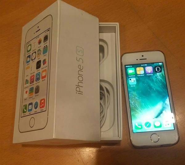 Used Iphone 5s Disc offer !!!Gold 16Gb With Box in Dubai, UAE