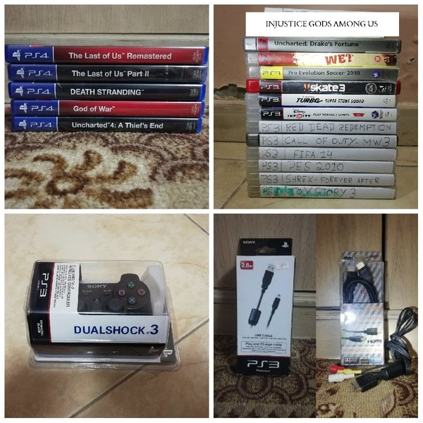 Used Ps4 And Ps3 in Dubai, UAE