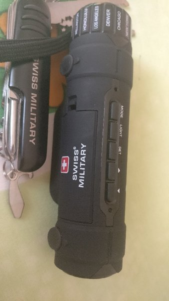 Used SWISS MILITARY travel accessories in Dubai, UAE