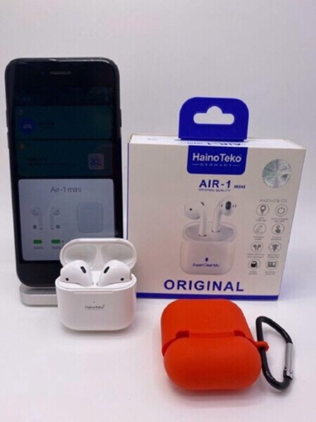 Used Haino Teko Germany Air 1 mini Airpods in Dubai, UAE