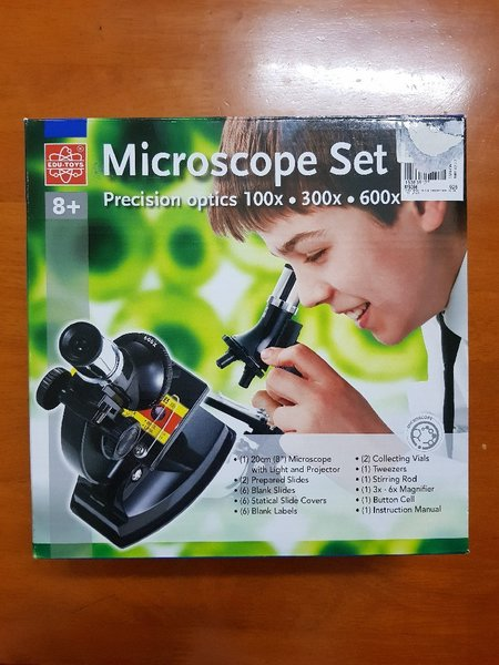 Used Microscope 🔬 Set in Dubai, UAE