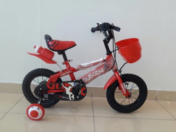 "Used New 12"" kids bike for Boys in Dubai, UAE"